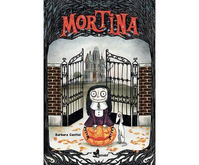 Çocuk zombi Mortina'yla tanışmaya hazır olun