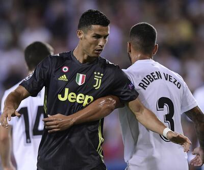 Yeni görüntüler üzerine Cristiano Ronaldo'dan çok sert açıklama