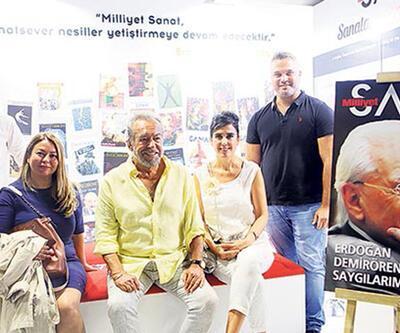 Contemporary İstanbul'da Milliyet Sanat turu