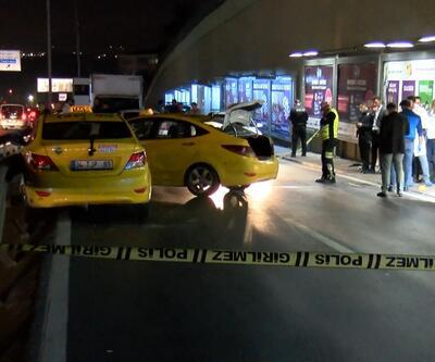 İstanbul'da silahlı gasp dehşeti