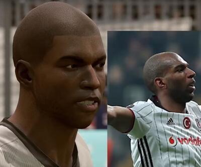 FIFA 19'da Beşiktaşlı futbolcuların yüzleri
