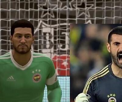 FIFA 19'daki yüzlerine hiç benzemeyen Süper Lig yıldızları