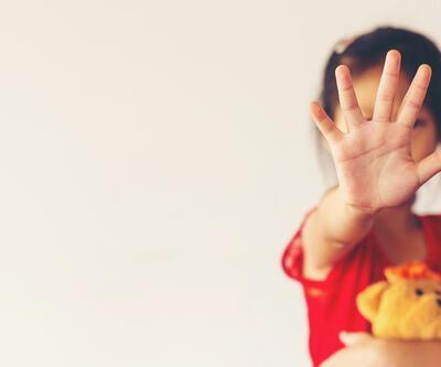 Öz babadan 5 yaşındaki kızlarına taciz!