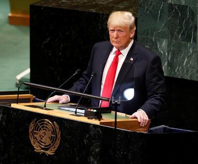 Trump: Esad kimyasal silah kullanırsa ABD harekete geçecek