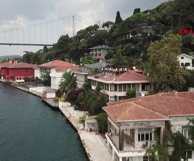 İstanbul Boğazı'nda 60 yalı satışa çıkarıldı