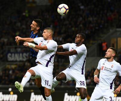 Inter 2-1 Fiorentina / Inter Fiorentina maç özeti