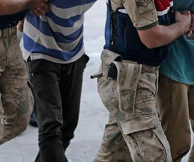 2 YPG'li Suriye'de yakalanarak Hatay'a getirildi