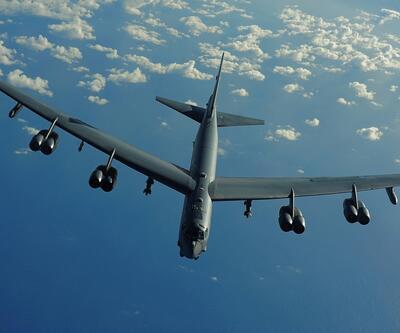 ABD'nin bombardıman uçağı Doğu Çin Denizi'nde