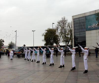 Preveze  Deniz Zaferi ve Deniz Kuvvetleri Günü böyle kutlandı