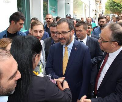 Spor Bakanı Kasapoğlu: EURO 2024 Türkiye'nin hakkı