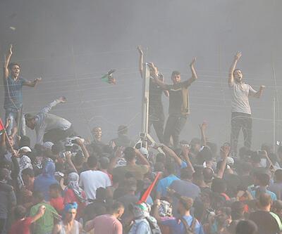 Son dakika... İsrail yine saldırdı: 7 Filistinli hayatını kaybetti