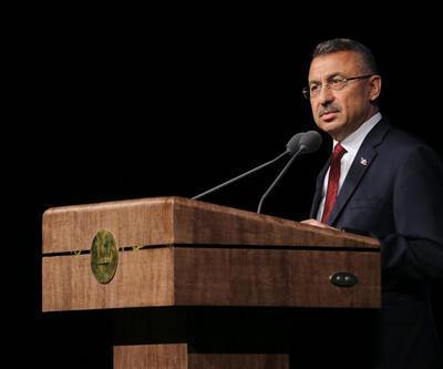 Fuat Oktay Türk Tarih Kongresi'nde konuştu