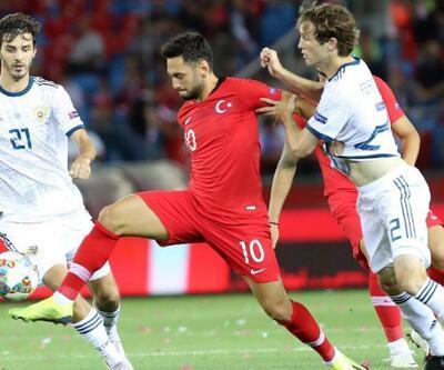 Rusya-Türkiye maçının genel bilet satışı başladı