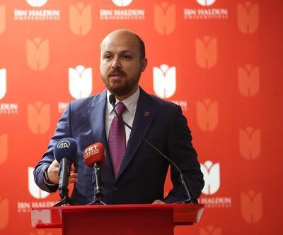 Bilal Erdoğan üniveriste açılışında konuştu