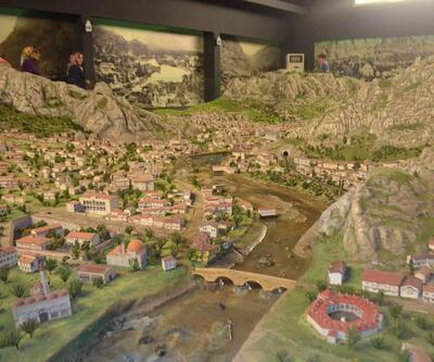 Yenilenen Minyatür Amasya Müzesi ziyaretçilerini bekliyor