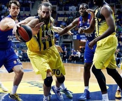 Fenerbahçe - Anadolu Efes / Cumhurbaşkanlığı Kupası maç önü