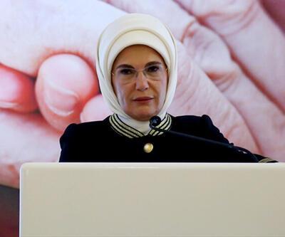 Emine Erdoğan'dan yaşlılar için belediyelere çağrı