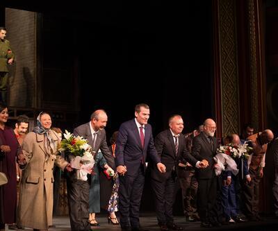 Devlet tiyatroları 'Reis Bey' ile perde açtı