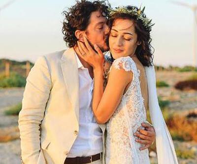 Tuğçe Altuğ ve Tolga Karaçelik evlendi