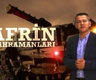Afrin Kahramanları Anlatıyor belgeseli 2. bölüm