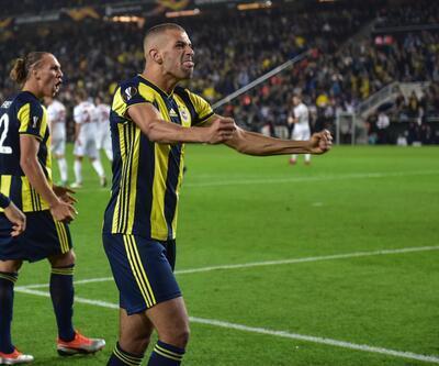 Kadıköy'de Slimani'nin gecesi