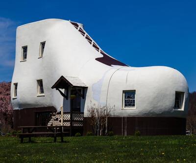 Dünyanın en sıra dışı mimari yapıları