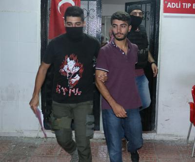 Adana'da PKK propagandası operasyonu