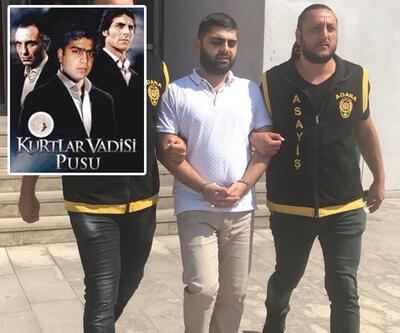 'Polat Alemdar' özentisi saldırgan 9 yıl sonra yakalandı