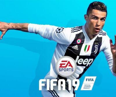Cristiano Ronaldo'ya bir darbe de FIFA 19'dan