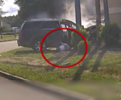ABD'de polisi şüpheliye kurşun yağdırdı!