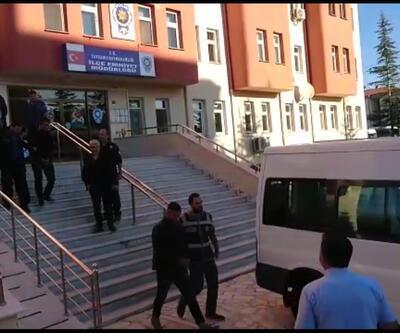 Yasa dışı bahis oynatan ve adam kaçıran 4 kişi Kütahya'da yakalandı