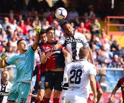 Genoa 1-3 Parma maç sonucu