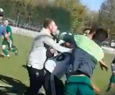 Konya'da Beşiktaşlı genç futbolculara saldırı