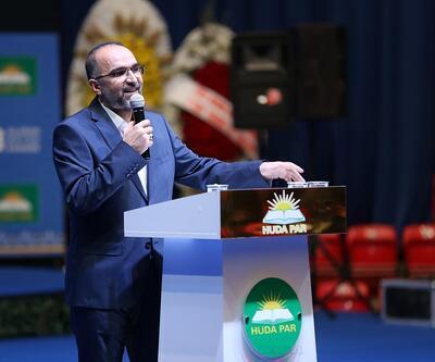 HÜDA PAR'ın yeni Genel Başkanı İshak Sağlam oldu