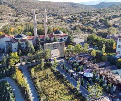 Şeyh Ali Semerkandi Türbesi'ne ziyaretçi akını