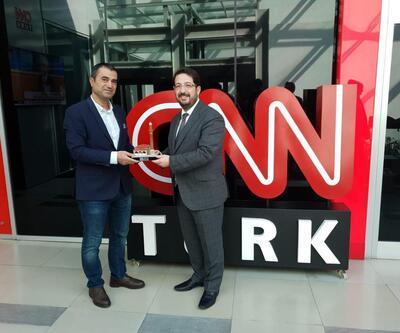 Belediye Başkanı Haluk Şahın Yazgı, ulusal medyada Aksaray'ı anlattı