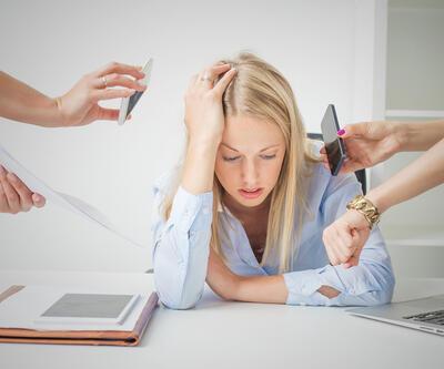 Tükenmişlik sendromu ile başa çıkmanın 11 yolu
