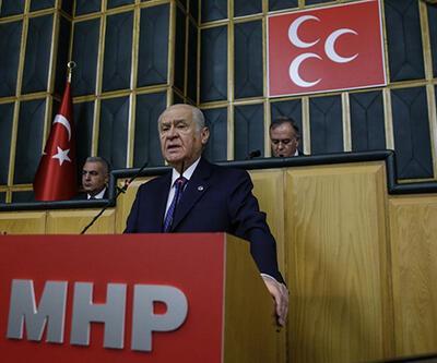 Devlet Bahçeli: CHP hisselerinin Hazine'ye devrine destek veririz