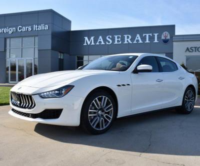 Zirve için 40 Maserati aldılar