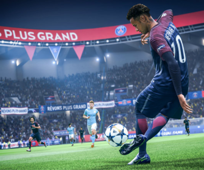 FIFA 2019'da güldüren hata