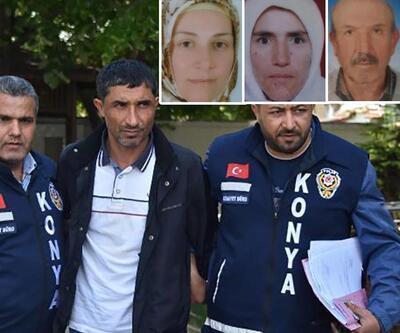 3 kişiyi öldüren eski koca, yakalanmasa 'birkaç kişiyi daha' öldürecekmiş