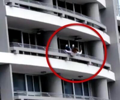 Selfie çekerken 27. katta düştü