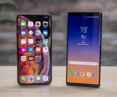 Galaxy Note 10 devasa ekran ile gelecek