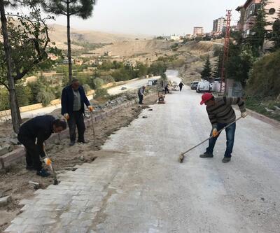 Niğde Belediyesi asfalt çalışmalarını sürdürüyor
