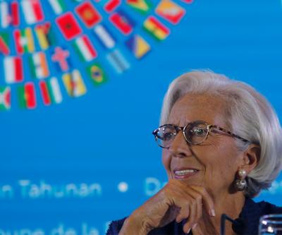 IMF Başkanı'ndan Kaşıkçı protestosu