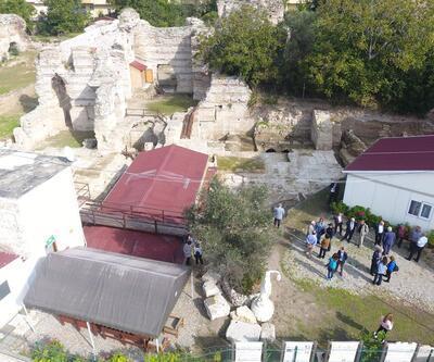 Bartholomeos'tan Sinop Valisi'ne ziyaret (3)