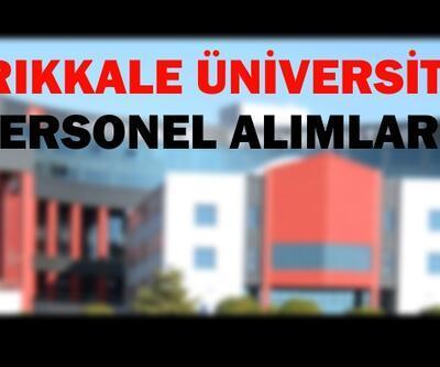Kırıkkale Üniversitesi 46 sözleşmeli personel alımı yapacak!