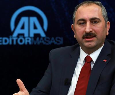 """Adalet Bakanı Gül'den """"Andımız"""" açıklaması"""