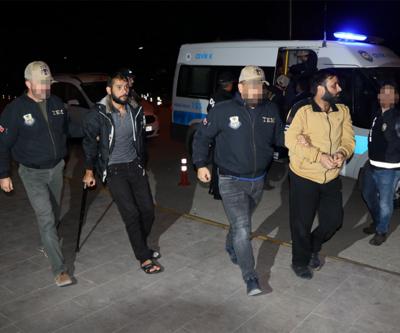 Çankırı'da DEAŞ operasyonu