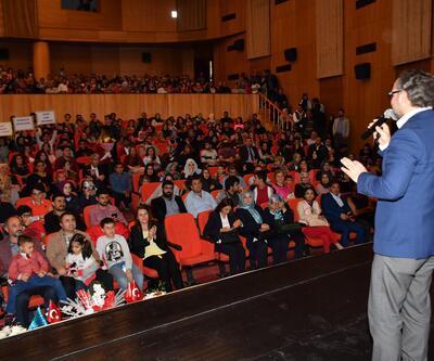 Aksaray Belediyesi'nden kişisel gelişim konferansı